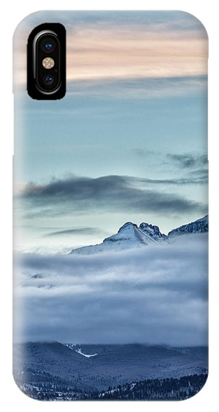Chipeta In View IPhone Case