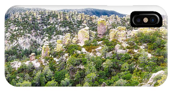 Chiricahua Mountains IPhone Case