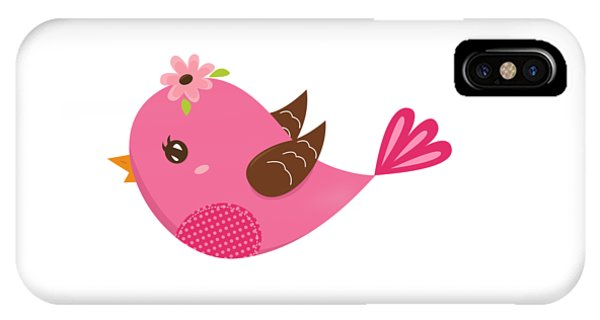 Chirp  IPhone Case