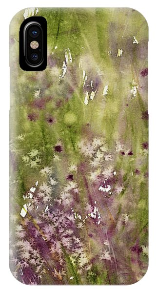 Chive Garden IPhone Case