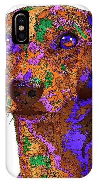 Chloe. Pet Series IPhone Case