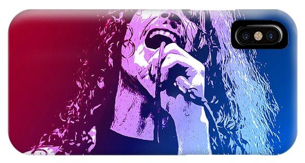 Chris Cornell 326 IPhone Case
