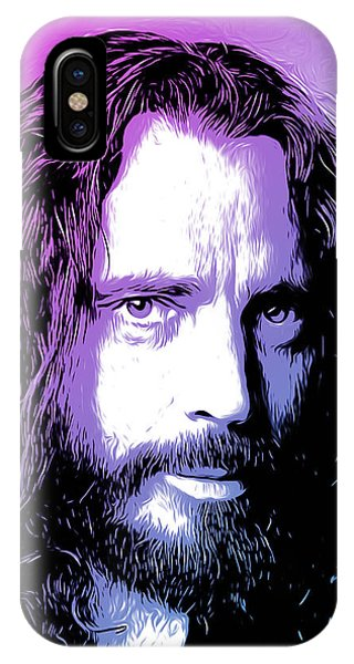 American iPhone Case - Chris Cornell Tribute by Greg Joens