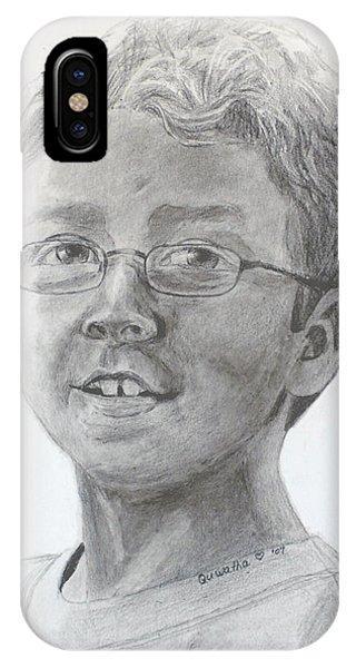 Chris Dovick IPhone Case