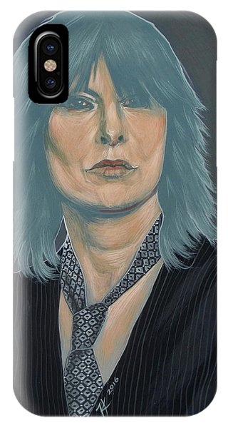 Chrissie Hynde IPhone Case