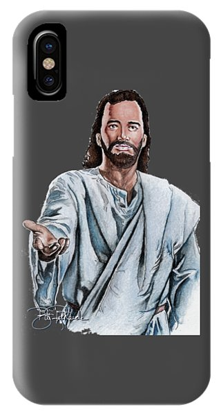 Christ IPhone Case