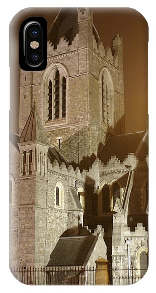 Christ Church Dublin Ireland IPhone Case