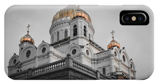 Christ The Savior Cathedral IPhone Case