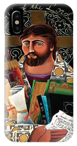 Christ The Teacher - Mmctt IPhone Case