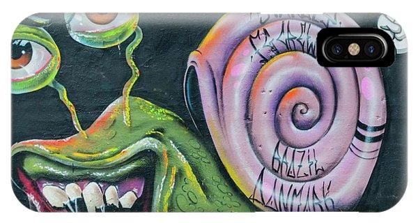 Christiania Mural IPhone Case