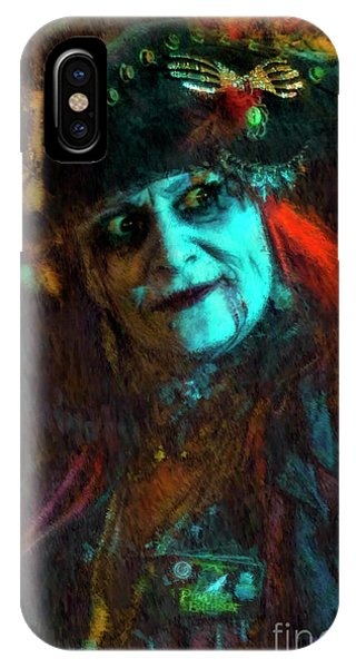 Christine Campiotti IPhone Case