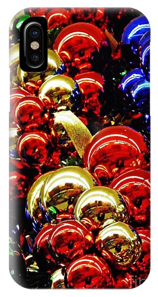 Christmas Abstract 14 IPhone Case
