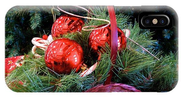 Christmas Centerpiece IPhone Case