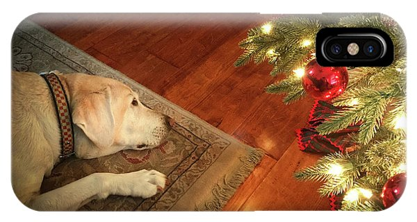 Christmas Dreams IPhone Case