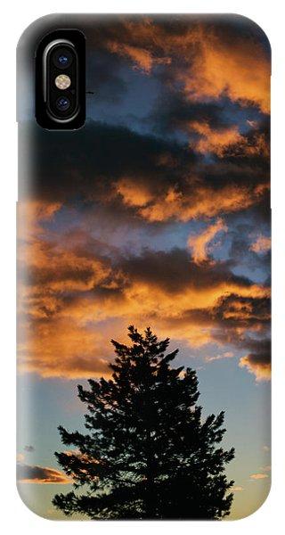 Christmas Eve Sunrise 2016 IPhone Case