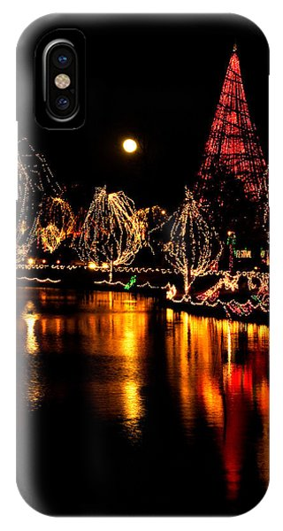 Christmas Glow IPhone Case