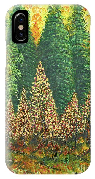 Christmas Is Coming IPhone Case