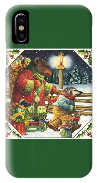 Christmas Journey IPhone Case