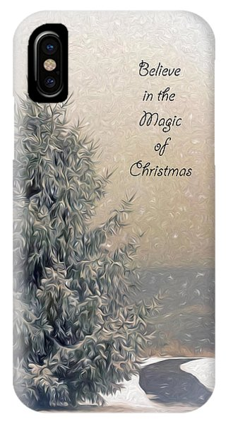 Christmas Magic IPhone Case