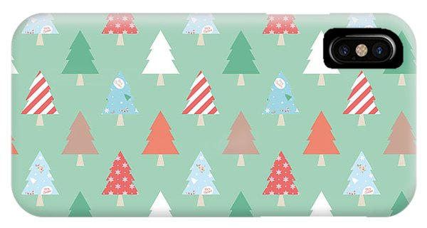 Holiday iPhone Case - Christmas Pillow by Edward Fielding
