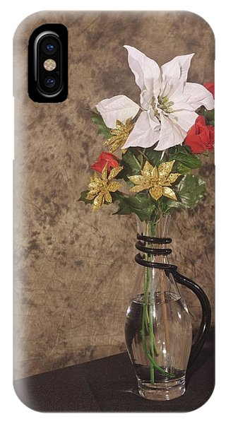 Christmas Pitcher IPhone Case