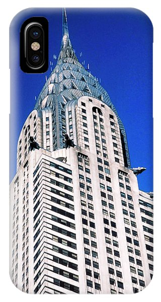Building iPhone Case - Chrysler Building by John Greim