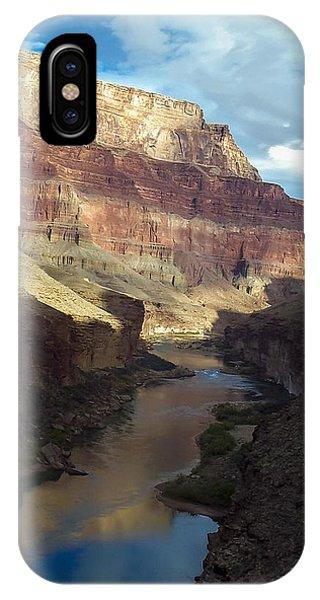 Chuar Butte Colorado River Grand Canyon IPhone Case