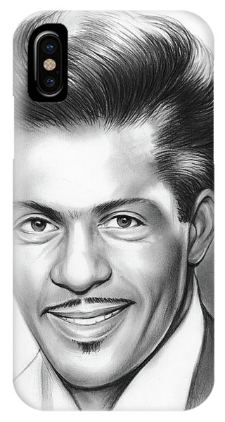 Rock And Roll iPhone Case - Chuck Berry by Greg Joens