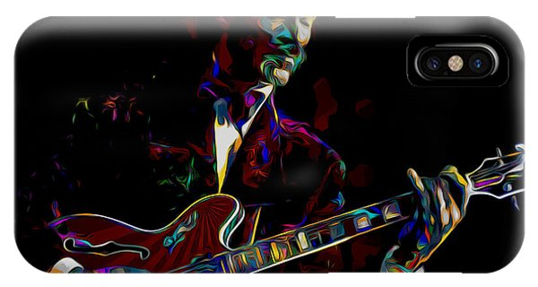 Chuck Berry IPhone Case