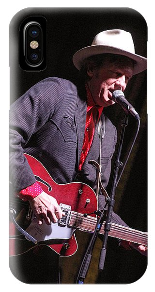 Chuck Mead IPhone Case
