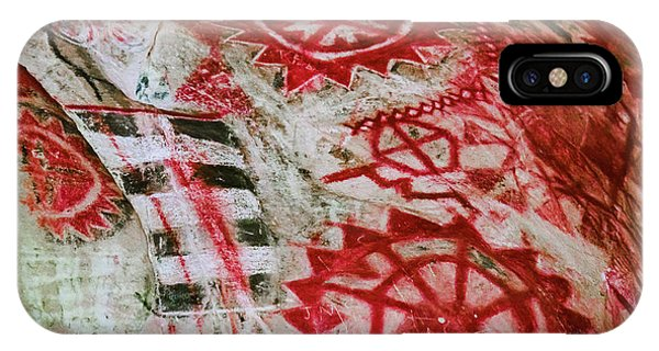 Chumash Painted Cave State Historic Park IPhone Case