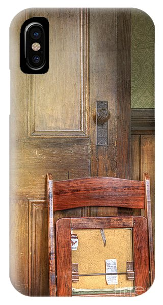 Church Chair IPhone Case
