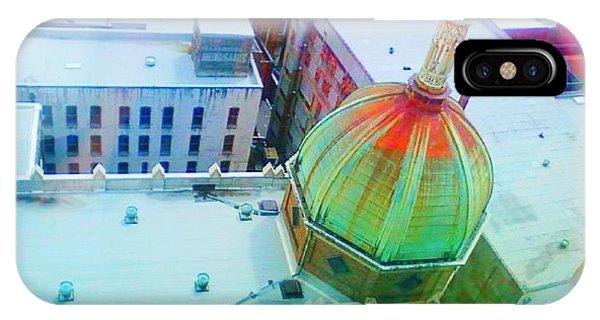Church Dome II IPhone Case