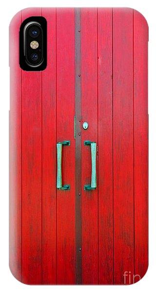 Church Door IPhone Case