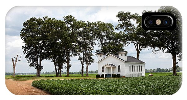 Church From The Help Movie In Mississippi IPhone Case