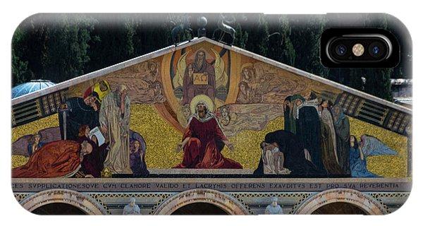 iPhone Case - Church Of Gethsemane by Steven Richman