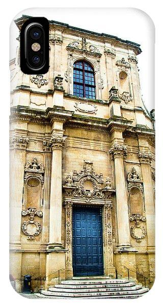 Church Of St Chiari IPhone Case