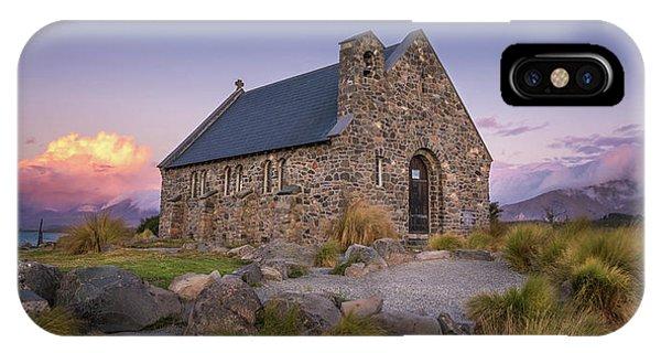Church Of The Good Shepherd IPhone Case