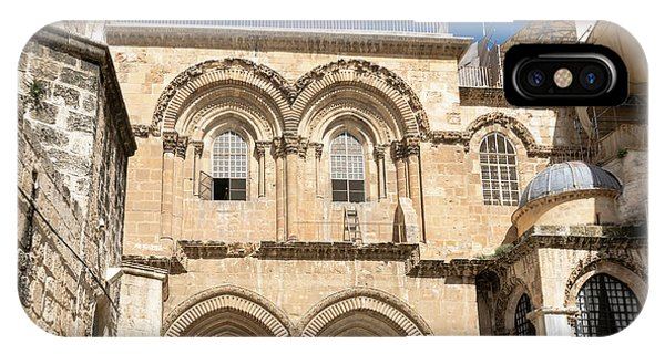 iPhone Case - Church Of The Holy Sepulchre by Steven Richman
