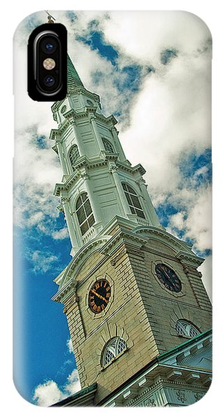 Churche Steeple IPhone Case
