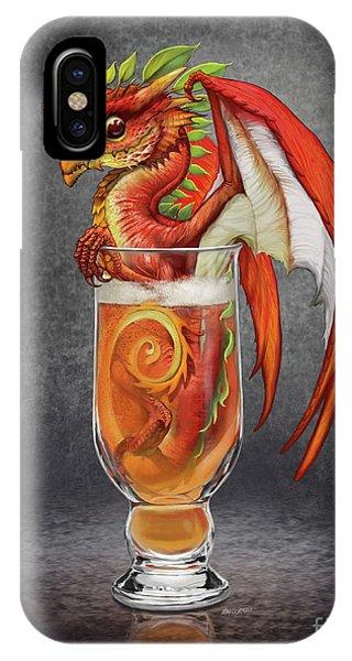 Cider Dragon IPhone Case