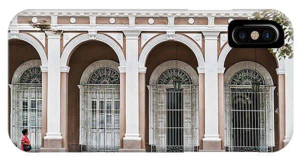 Cienfuegos Arches IPhone Case