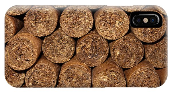 Cigars 262 IPhone Case