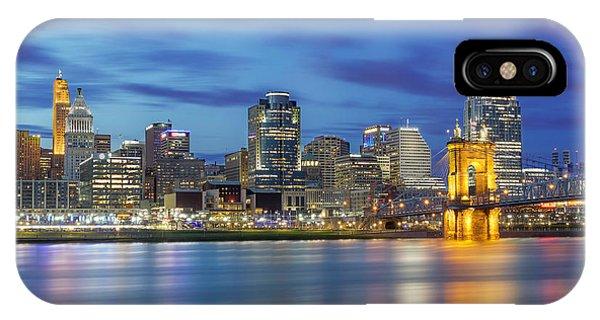 Cincinnati, Ohio IPhone Case