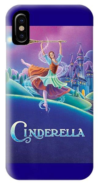 Cinderella Poster IPhone Case