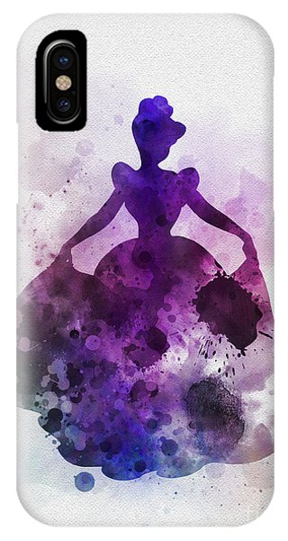 Fairy iPhone Case - Cinderella by My Inspiration