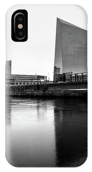 Cira Centre - Philadelphia Urban Photography IPhone Case