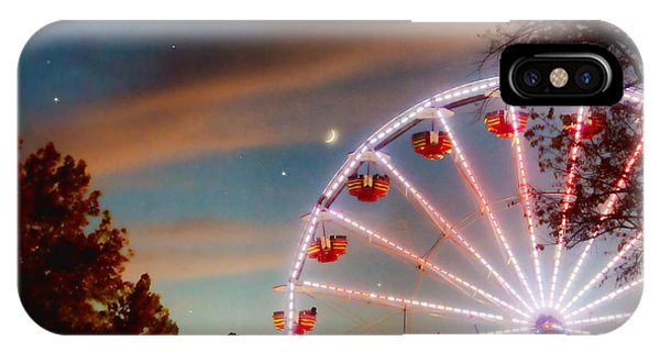 Circus Dusk IPhone Case