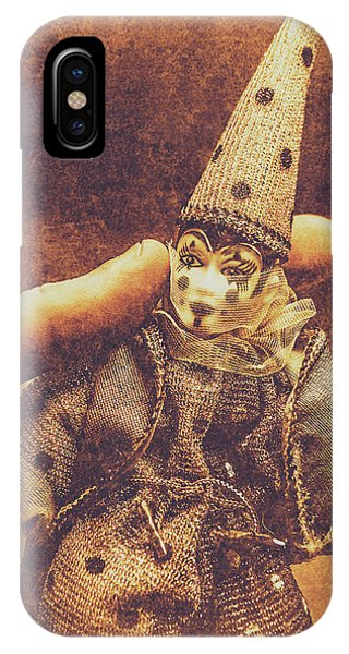 Circus Puppeteer  IPhone Case