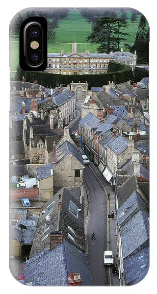 Cirencester, England IPhone Case